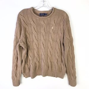 Polo Ralph Lauren Thick Knit Sweater #2021